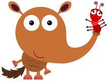 דב נמלים - סימן שאלה