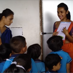 Sri Lanka - preschool and magic tricks #10