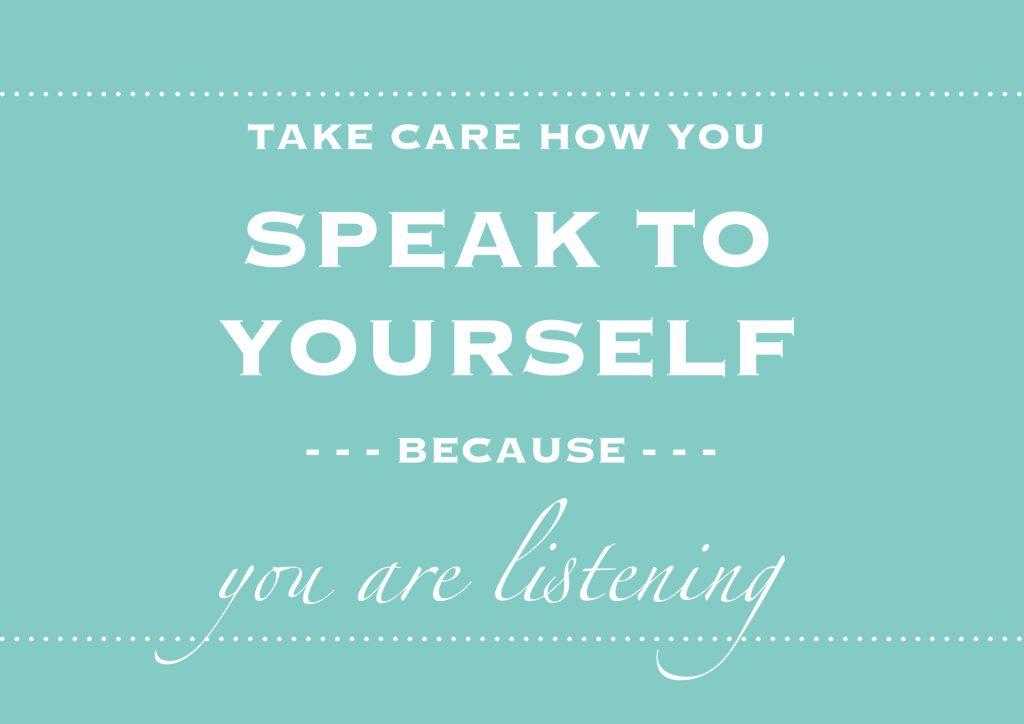 דיבור עצמי